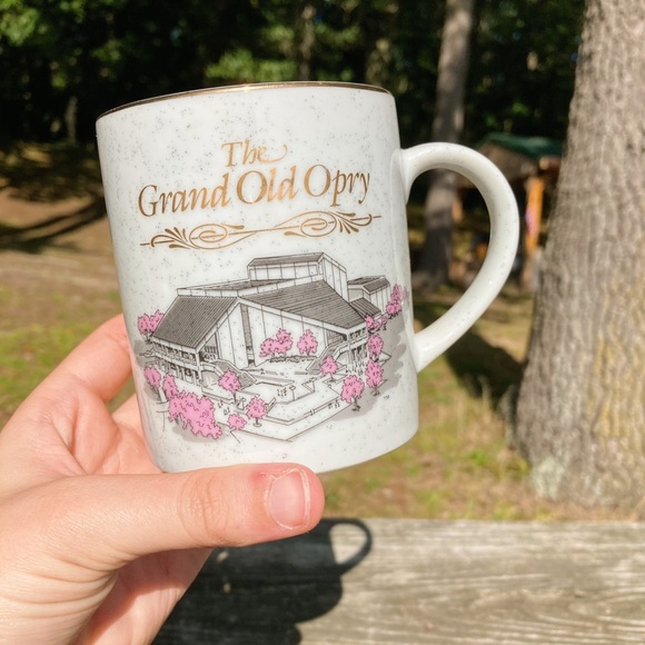 Vintage Other - The Grand Old Opry Mug